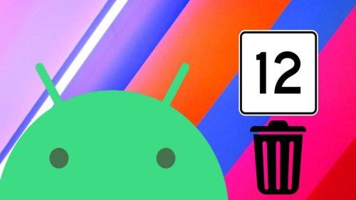 Android 12 prepara la llegada de la papelera de reciclaje para que gestiones mejor tus archivos eliminados