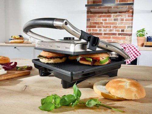 Esta plancha grill es el nuevo electrodoméstico para cocinar sin grasa que triunfa en Lidl
