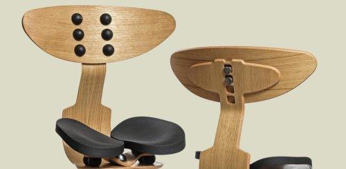 La silla Hesed: la última propuesta en la que sentarse es como no sentarse