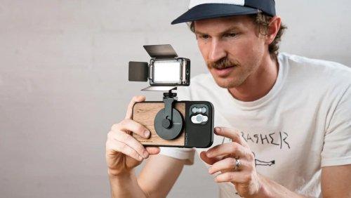 5 accesorios para convertir tu móvil en una cámara profesional para hacer streaming en Twitch o YouTube