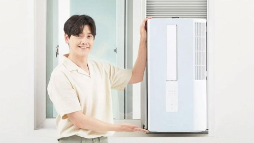 Samsung lanza un aire acondicionado portátil todo en uno sin instalación que se coloca en la ventana