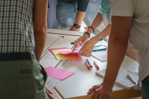 Wann man Design Thinking in Scrum integrieren sollte