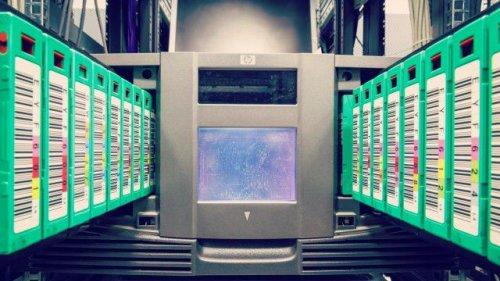 Tape Backup: Bandsicherung beißt Ransomware