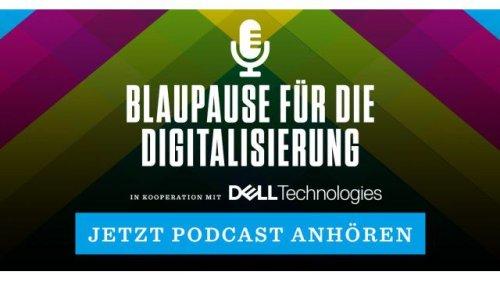 Podcast Server Computing: Blaupause für die Digitalisierung