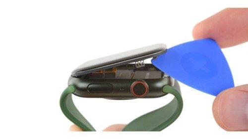 So groß ist der Akku: iFixit zerlegt Apple Watch 7