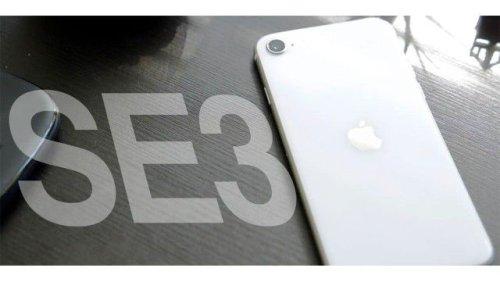 Alles bleibt anders: iPhone SE 3 mit Touch-ID, A15 und 5G?
