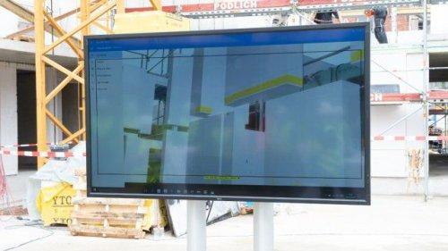 BIM und Hololens auf der Baustelle: Digitalisierungsservice von Xella verkürzt Rohbauzeit