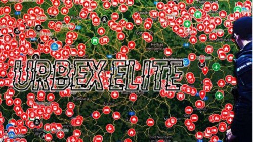 Lost Places: Google-Karte zeigt verlassene Orte in Deutschland