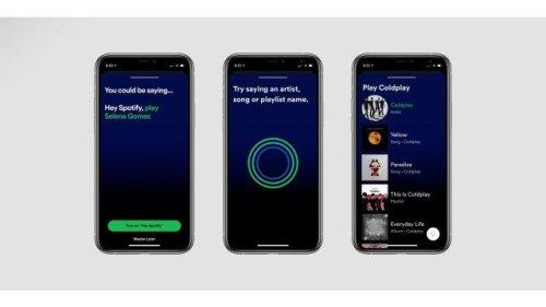 """""""Hey, Spotify"""": Neuer virtueller Assistent für iPhones"""
