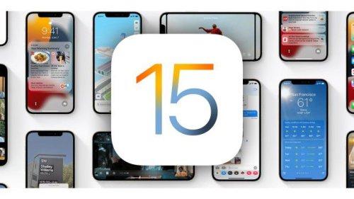 Update steht an: iOS 15 und iPadOS 15 kommen am 20. September