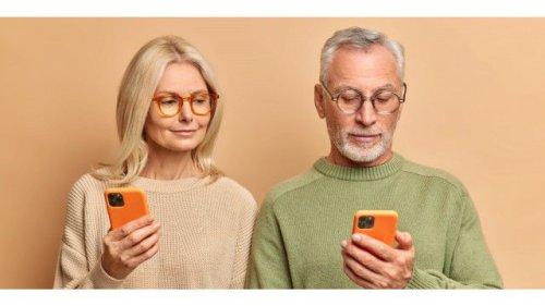 Bitkom-Studie: Mehr als die Hälfte der über 65-Jährigen ohne Smartphone
