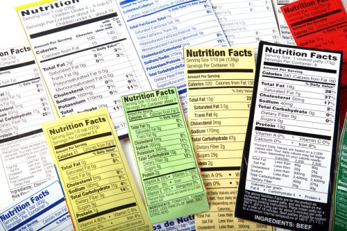 Here's why your food label may look different than it did a year ago