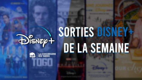 Disney+ : sorties de la semaine du 3 au 9 mai