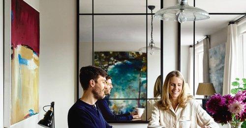 An interior designer and a fashion designer's life around Portobello Road