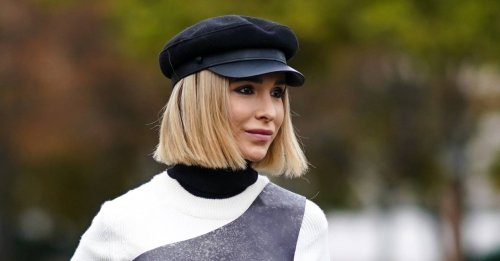 The blunt bob is the post-lockdown hair trend to try if you want to go short and chic