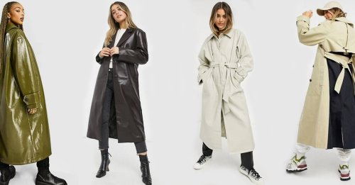 These 4 ASOS trench coats will be everywhere this spring (and your favourite influencers have already got theirs)