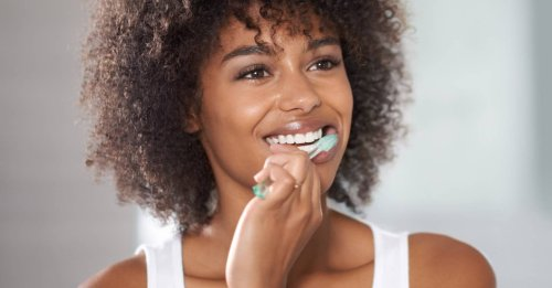 The big mistake we're all making when brushing our teeth (hint: you definitely shouldn't be using mouthwash after brushing)