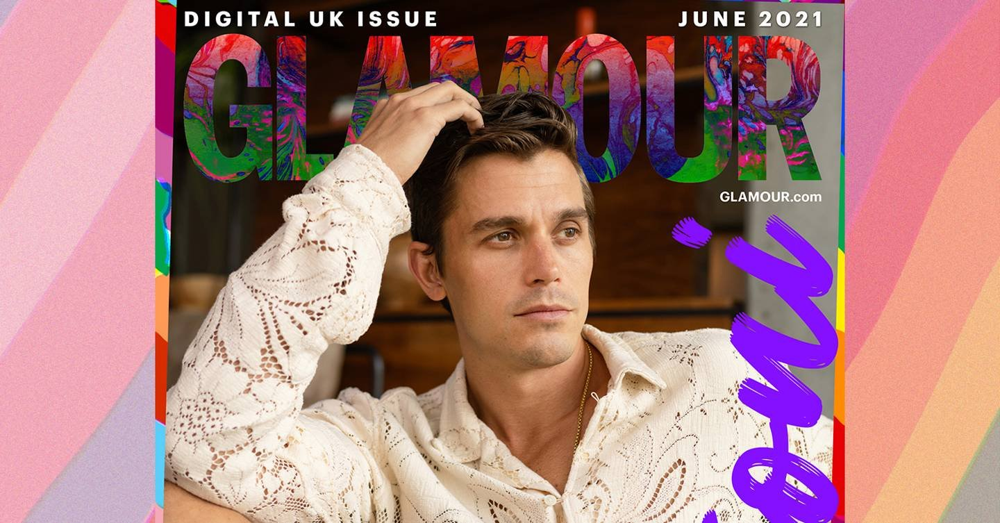 Antoni Porowski: 'Being immersed in the LGBTQIA+ environment really lit the fire under my ass'