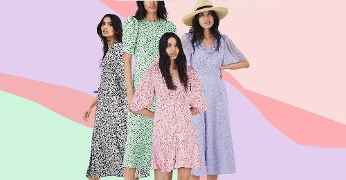 M&S just dropped its summer dress collection with Ghost and you're going to want every single one