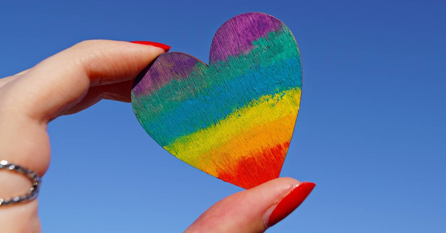 Here's a handy glossary of LGBTIQA+ terms for allies to commit to memory