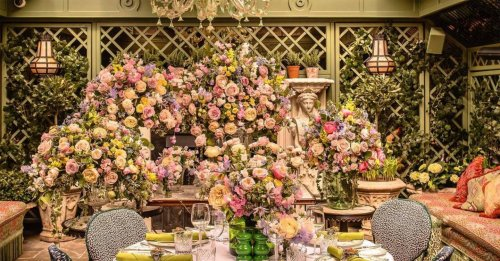 One day. Two Tatler editors. Three meals at Claridge's, Annabel's and The Dorchester