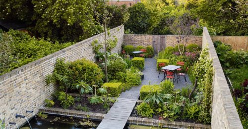 Space-saving ideas for small gardens