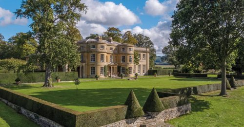 Going, Going, Gone: Wormington Grange's contents are being sold at auction until Friday