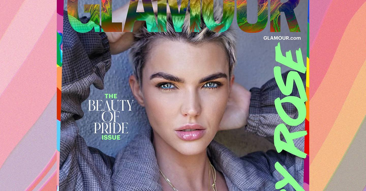 Ruby Rose: 'You deserve to love. You deserve people to love you for who you are'