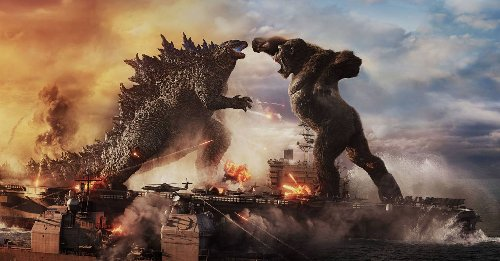 Godzilla and Kong keep growing. But they're no match for physics