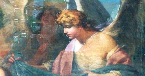 ENTRETIEN. Siuan Calandri, restaurateur de peinture « La retouche ne doit pas trahir l'œuvre, ni se substituer à elle » | Connaissance des Arts