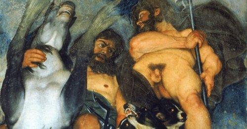 À Rome, une villa ornée de l'unique peinture murale du Caravage au monde mise en vente aux enchères