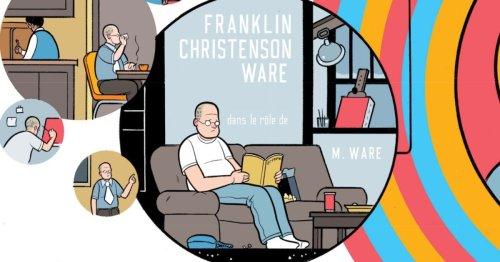 Bande dessinée : Chris Ware, Grand Prix 2021 du festival d'Angoulême   Connaissance des Arts