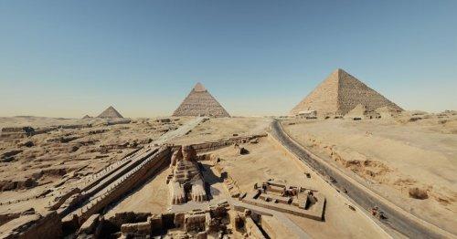 L'Égypte à Paris : visitez les pyramides comme si vous y étiez grâce à la réalité virtuelle   Connaissance des Arts