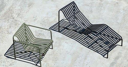 Design : chaises longues et salons de jardins, plein soleil sur le mobilier outdoor | Connaissance des Arts