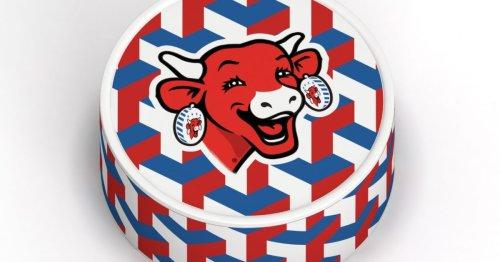 Art contemporain : la nouvelle Boîte Collector de La Vache qui rit® revisitée par l'artiste plasticienne Rosemarie Trockel | Connaissance des Arts