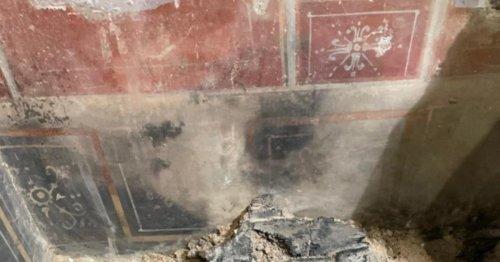 Découverte d'une « Petite Pompéi » sous un cinéma abandonné en Italie | Connaissance des Arts