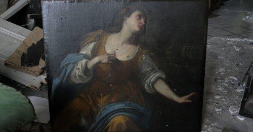 Deux tableaux d'Artemisia Gentileschi redécouverts à Beyrouth ?   Connaissance des Arts