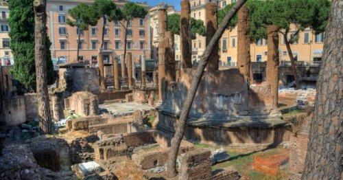 Rome : l'Area Sacra et le site de l'assassinat de Jules César bientôt ouverts au public   Connaissance des Arts