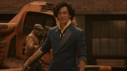 John Cho issues a beatdown in stylish Cowboy Bebop trailer: Watch