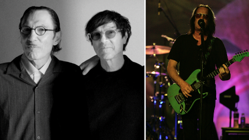 """Sparks reunite with Todd Rundgren for new song """"Your Fandango"""": Stream"""