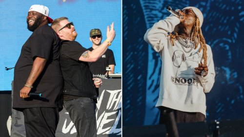 "Rap Song of the Week: Lil Wayne tag teams with Run the Jewels on ""ooh la la"" remix"