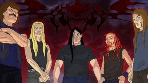 Adult Swim bringing back Metalocalypse for feature-length movie
