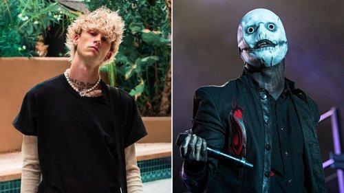 Machine Gun Kelly mocks Slipknot during Riot Fest set: Watch