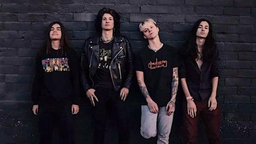 Suspect208 (band featuring Sons of Slash, Robert Trujillo) break up