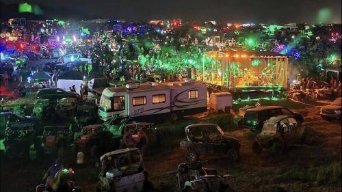"""""""Redneck Rave"""" in Kentucky ends with slit throat, impalement, mass arrests"""
