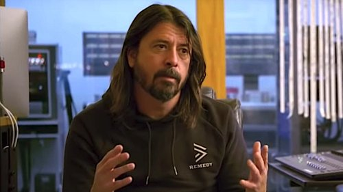 """Dave Grohl reveals he was ripping off """"old disco"""" drumming on Nirvana's Nevermind"""