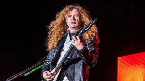 "Megadeth's Dave Mustaine calls mask mandates ""tyranny"""