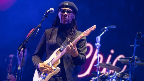"""Nile Rodgers on His Enduring Production Philosophy: """"You Want to Touch a Person's Soul"""""""