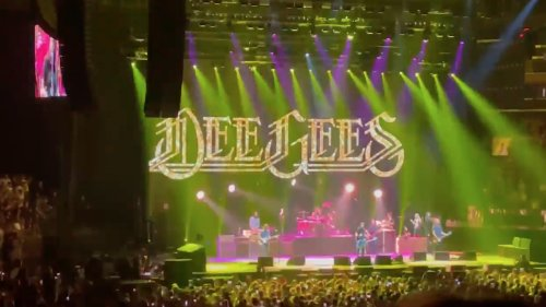 Foo Fighters introduce their disco alter egos The Dee Gees at Madison Square Garden: Watch