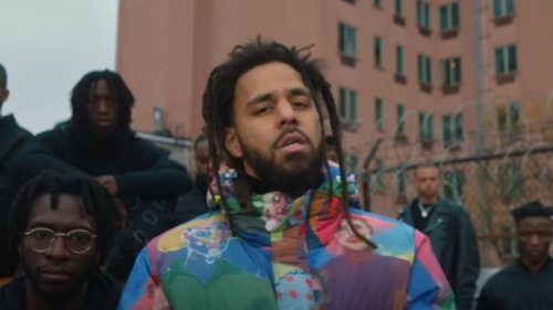 "J. Cole drops new video for ""a m a r i"": Watch"